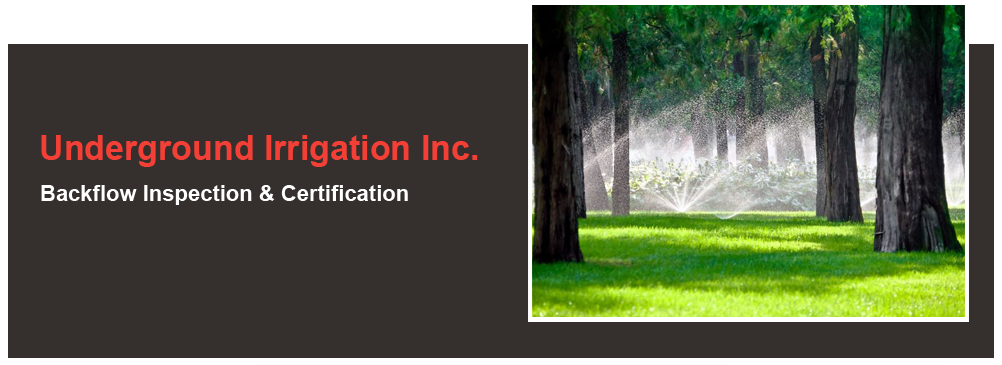 New underground irrigation system helps homeowners save on water